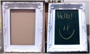 DIY ChalkBoard Paint chalkboard-2-300x180