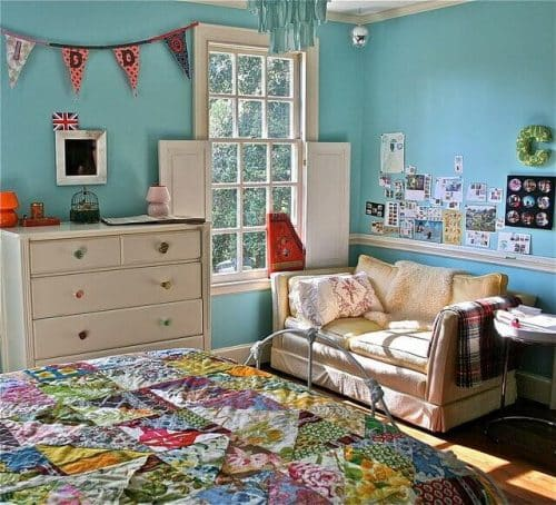 Decorate your kid's room in a few steps