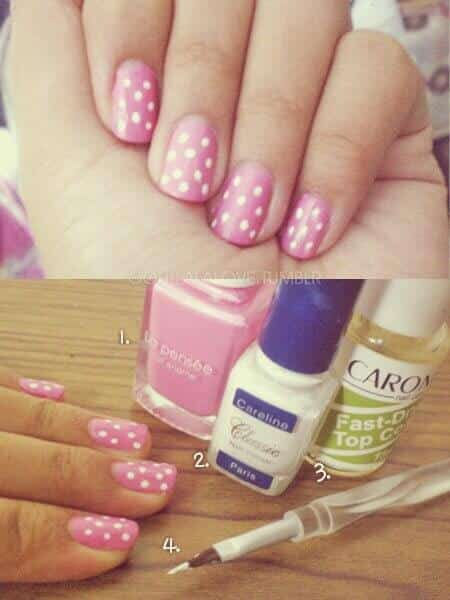 Right image: Nail Art 1 by Charmagne (https://www.flickr.com/photos/my_insanity/4841702541/)