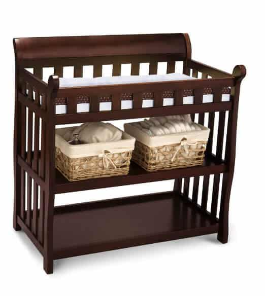 baby changing table via Amazon.com merchants