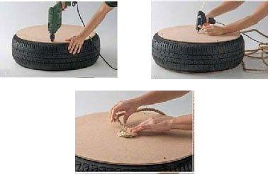diy-floor-crushion-tire-3-steps