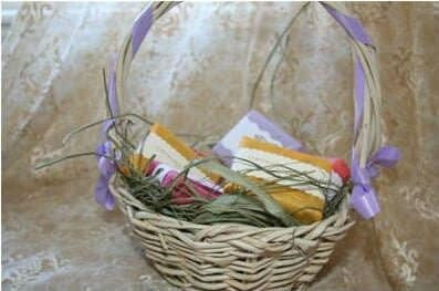 Easter Soup Basket by Keith McDuffee (http://www.flickr.com/photos/gudlyf/2350557249/) via Creative Commons
