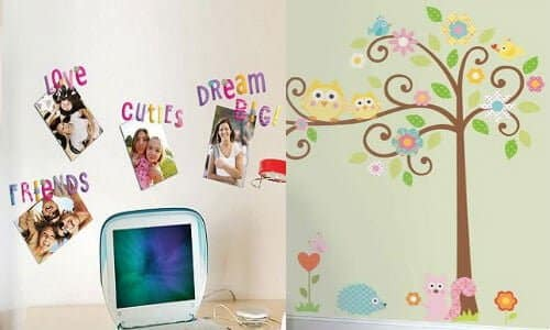 Tree wall decal by Become.com merchant