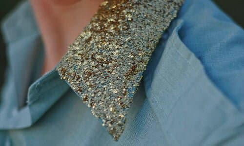 DIY Glitter Shirt | Stacie Stacie Stacie (http://www.flickr.com/photos/35754040@N04/) | Creative Commons