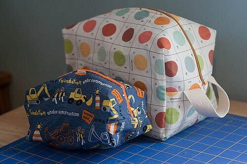 """""""Toiletry bags"""" 