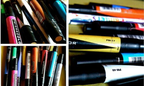 "prismacolor art marker ""Prisma"" 