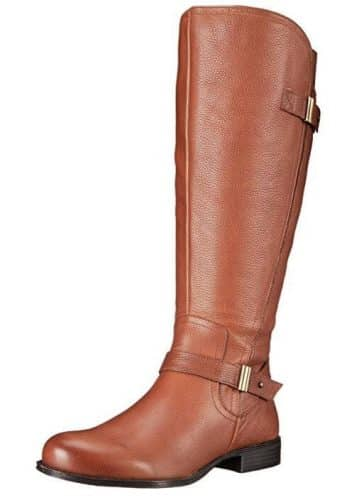 wide calf riding boots - Source: Amazon.com