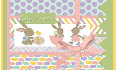 """Everything Easter SQSC Card"" 