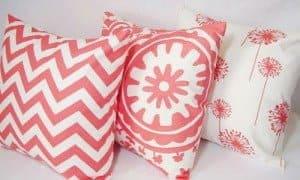 large throw pillows
